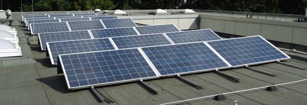Solaranlage_Fachraumhausdach