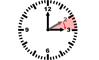 Die Uhren bitte auf die Sommerzeit umstellen