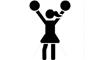 Sina ist Mitglied der Cheerleading-Nationalmannschaft